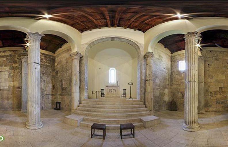 chiesa di S. Pietro - Alba Fucens (AQ)