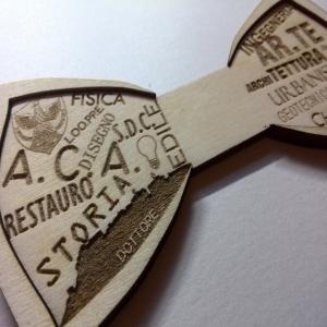 gadget, etichette, personalizzazioni, laglio laser, legno