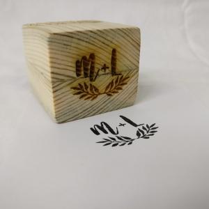 timbri, legno, plastica, incisini, taglio laser