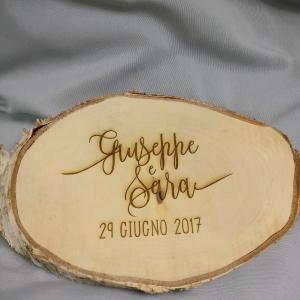 segnaposto, wedding, incisioni, legno