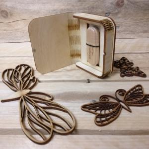 packaging 3, scatole, confezioni, legno, incisioni, taglio, laser
