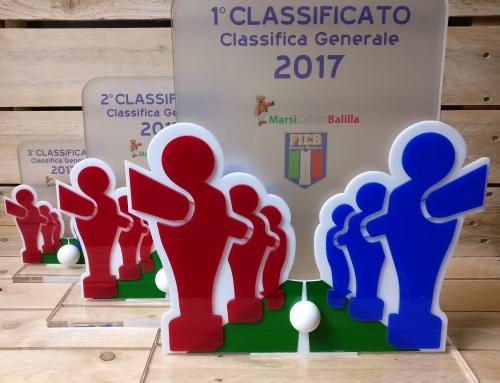 Trofeo calcio balilla 2