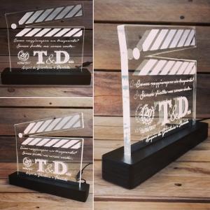 trofei, personalizzazioni, legno, plexiglass, incisioni, taglio laser