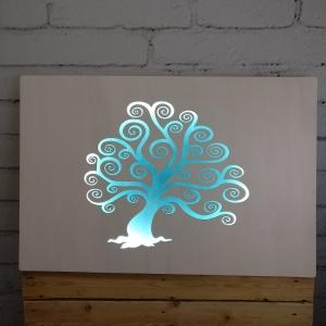 complementi d'arredo 3, lampada, idee regalo, plexiglass, incisioni, taglio laser, legno